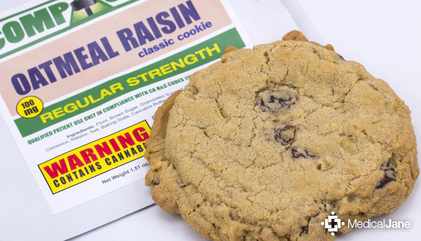 Oatmeal Raisin Cookie Cake Mix Recipe