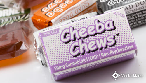Pure CBD Cheeba Chews from Cheeba Chews (Review)