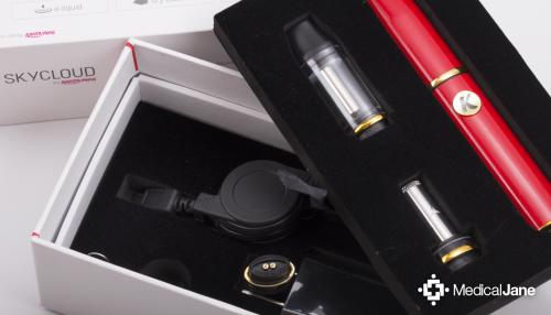 Waxxy (Skycloud) Vaporizer from KandyPens (Review)