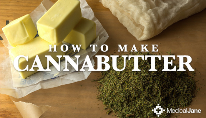 How to Make Cannabis Infused Butter (Cannabutter)